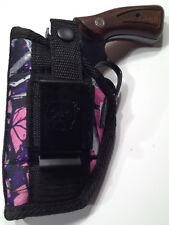 Muddy Girl Revolver Gun Holster | Charter Pink Lady | Bulldog | Use L or R Hand