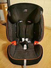 Britax Römer Evolva 1-2-3 SL SICT - Black Marbel Kindersitz Autositz ISOFIX