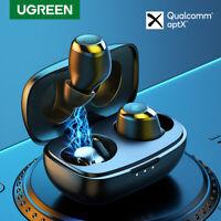 Ugreen HiTune Wireless Earbuds Bluetooth 5.0 Kopfhörer CVC8.0 aptX Wahr Ohrhörer