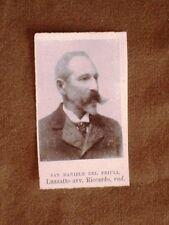 Deputato 1909 Luzzatto Riccardo di San Daniele del Friuli e Facta Luigi Pinerolo
