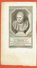 GG123-GRAVURE-19e-PIERRE ANTOINE DE LA PLACE-1707-1793