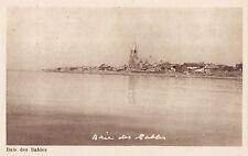 Village BAIE DES SABLES Bas St-Laurent Quebec Canada 1930-40s Intaglio Gravure
