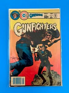 GUNFIGHTERS #84 CHARLTON COMICS 1984 VF