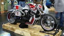 Harley-Davidson V ROD/Muscle/Night Rod/Street Rod - Tankcover EGOISTA