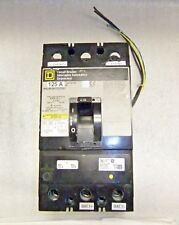 Square D Circuit Breaker 125A Khl3612517Dc2351