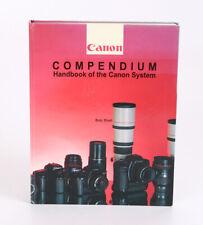 HOVE CANON COMPENDIUM, SCHELL, FIRST EDITION, 1994/216828