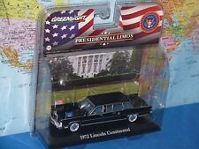 1/43 PRESIDENTIAL LIMOS GERALD R. FORD 1972 LINCOLN CONTINENTAL BRAND NEW & VHTF