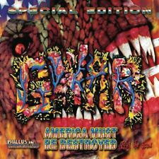 Gwar - America Must Be Destroyed (Spec. Ed. CD/DVD) - CD - New