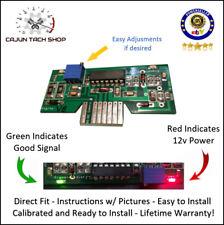 1990,1991,1992 Camaro Tachometer Circuit Board, V8, Ready to Install, LED's