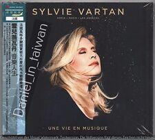 Sylvie Vartan: Une vie en musique (2015) CD OBI TAIWAN DIGIPAK