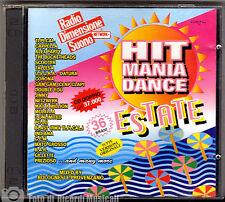 HIT MANIA DANCE ESTATE (1995) 2 CD **COME NUOVO**