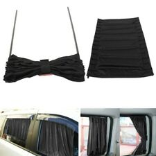 Auto Car Rear Front Window Sun Visor Mesh Cover Shield Blind UV Sunshade Curtain