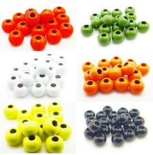 Brass Beads - Choice of colour and Size - Fly Tying Materials