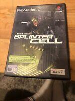 Tom Clancy's Splinter Cell (Sony PlayStation 2, 2003)
