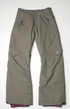 DC Shoes Girls Ace Snowboard Pants (M) Grey
