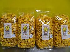 POP-KIE'S Gourmet Chicago-style Popcorn 4 bags, 12 oz. each--fresh popped to you