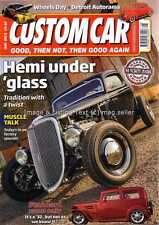 Custom Car May 2013 Hemi Standard Little 9 1936 Ford 3 Window Coupe