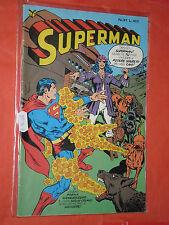 SUPERMAN SELEZIONE-ALBI CENISIO  N°31 -DEL1982+ENTRA HO DISPONIBILI-ALTRI NUMERI