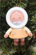 Hallmark 2011 Toymaker Santa Frosty Friends Debut Mystery Ornament