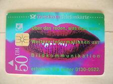 Telefonkarte Telekom Bildkommunikation