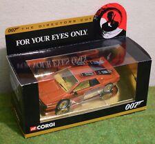 CORGI DIE CAST JAMES BOND 007 FOR YOUR EYES ONLY LOTUS ESPRIT TURBO CC04704