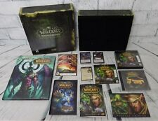 World of Warcraft: The Burning Crusade Collector's Edition Box Set (2007, PC)