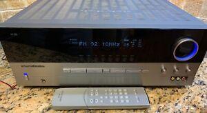 Harman Kardon HK-3380 Stereo Receiver w/Remote AM/FM/Phono/CD/Tape/Video Bundle