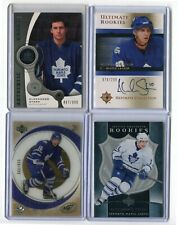 05-06 ALEX STEEN  4 CARD LOT SPGU RC + ICE RC +ULTIMATE RC AUTO/299 +ARTIFACTS