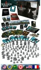 Solomon Kane Puritan Pledge - Kickstarter - Brettspiel - ovp
