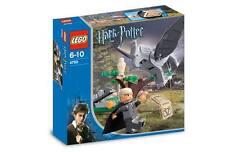 NEW RARE LEGO Draco's Encounter with Buckbeak 4750 HARRY POTTER - 2004 set BNISB