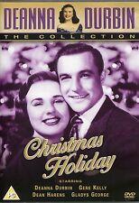 DEANNA DURBIN THE COLLECTION DVD - CHRISTMAS HOLIDAY Gene Kelly Gale Sondergaard