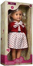 Our Generation 18-inch Rose Regular Retro Doll