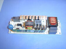 OPTOMA ES521 DLP PROJECTOR DC-DC CONVERTER LAMP PSU 769118 P1202 TESTED WORKING
