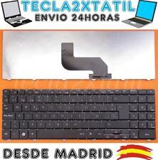 TECLADO ESPAÑOL PARA PORTATIL Packard Bell EasyNote TJ61 Serie NUEVO NEGRO