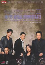Infernal Affairs 3 DVD Tony Leung Andy Lau 2-Disc Director's Cut NEW Eng Sub R3
