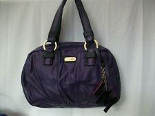 Matthew Williamson Butterfly Purple genuine leather shoulder bag Excellent
