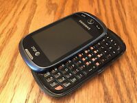 Samsung Flight II SGH-A927 - (AT&T) - Wireless Slider Cell Phone QWERTY Keyboard