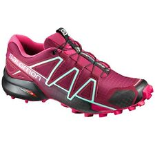 Calzado de mujer Zapatillas fitness/running Salomon sintético