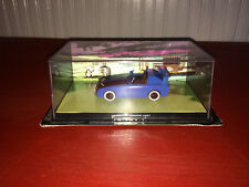 Batman Automobilia 1/43 Eaglemoss Batman Detective Comics #597 Die Cast Bat Car