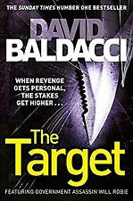 The Target (Will Robie Series), Baldacci, David, Used; Good Book