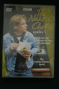 The Naked Chef Series 1 DVD