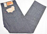 $69 NWT Mens Levi's Jeans 501 Original Straight Shrink To Fit Raw Denim N506