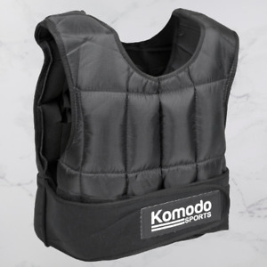 10KG Weighted Vest Home Gym Lifting Jogging Running Exercise Cardio Routine