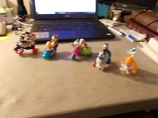 1993 McDONALDS HAPPY MEAL TOYS LOT OF 5 ANIMANIACS LOOSE