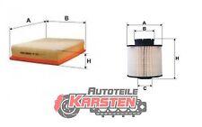 Set S: Luftfilter+Kraftstofffilter Inspektionssatz OPEL CHEVROLET VAUXHALL