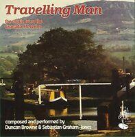 Duncan Browne and Sebastian Graham-Jones - Travelling Man [CD]