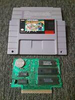Super Mario All Stars Super Nintendo SNES Authentic - TESTED in MINT Condition