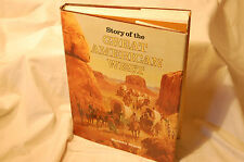 Story of the Great American West 1978 Readers Digest Vintage Antique Book