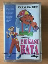 IKAW PARIN Feat. EH KASI BATA atbp, OPM Philippines Cassette SEALED NOS