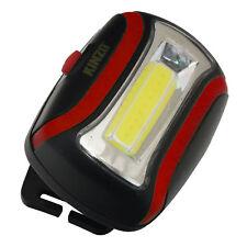 Bright Head Torch Headband COB LED Light Head Lamp Fishing Hiking Biker Torch